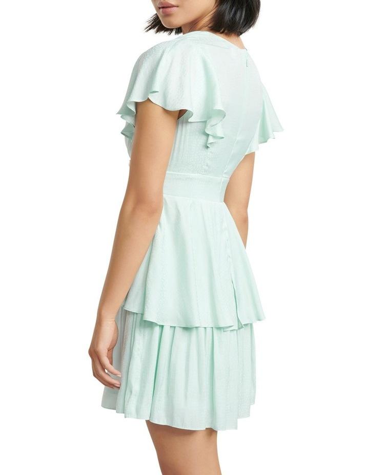Siska Petite Twist Front Midi Dress image 2