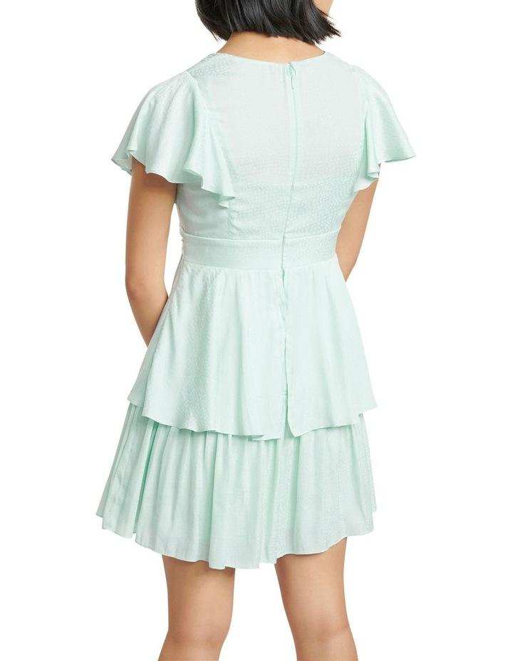 Siska Petite Twist Front Midi Dress image 3