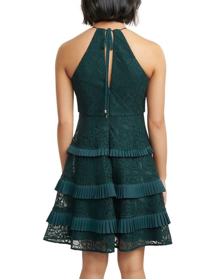 Elandra Petite Lace Halter Dress image 4