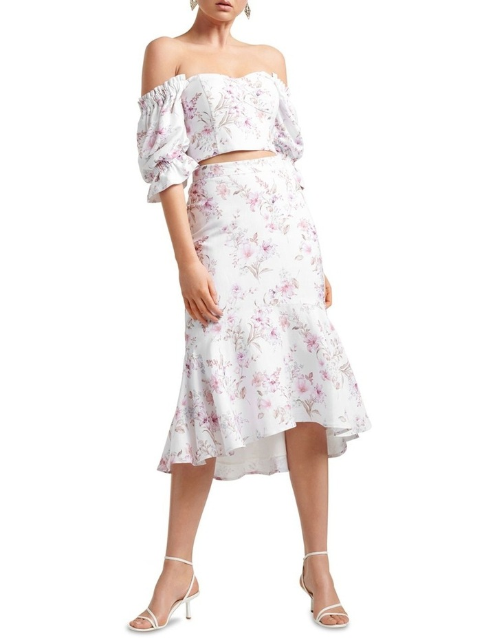Claudia Petite Fish Tail Skirt image 3