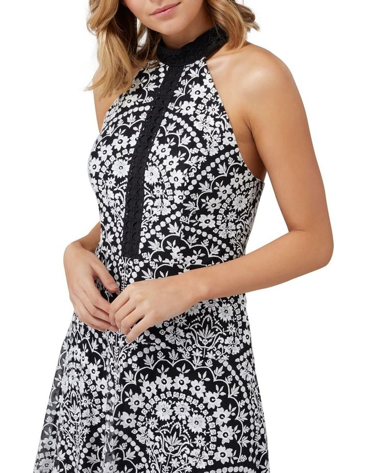Karli Embroidered Lace Dress image 2