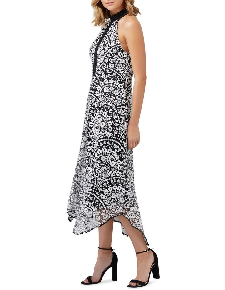 Karli Embroidered Lace Dress image 3