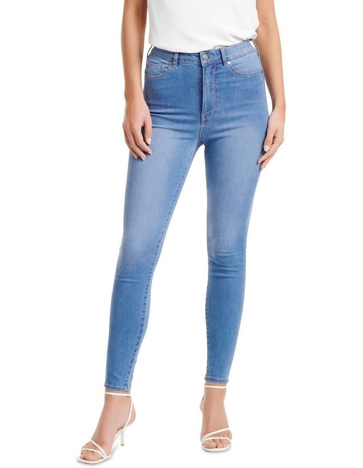 Bella High Rise Sculpting Jeans image 1