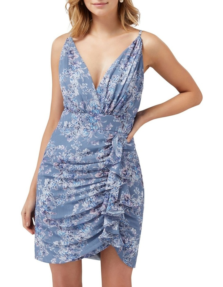 Audrina Ruched Dress image 1