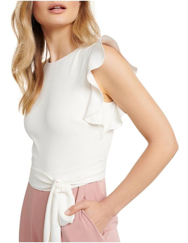 Leonie Frill Sleeve Jumpsuit image 2