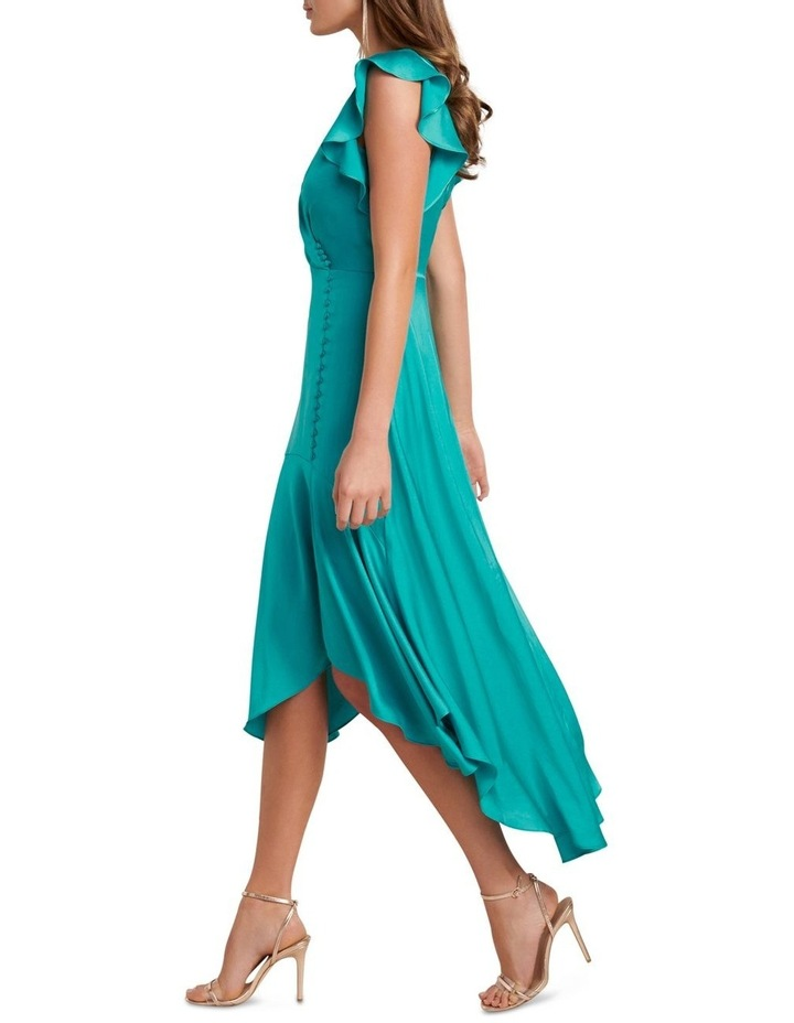 Carina Flutter Sleeve Dress image 3