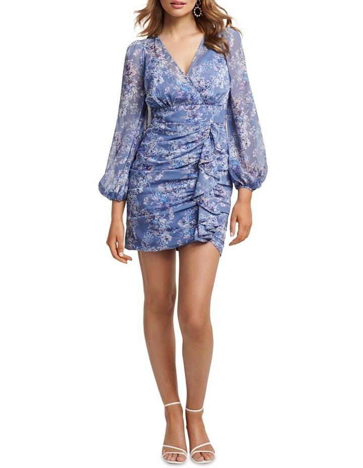 Tassa Floral Mini Dress image 4