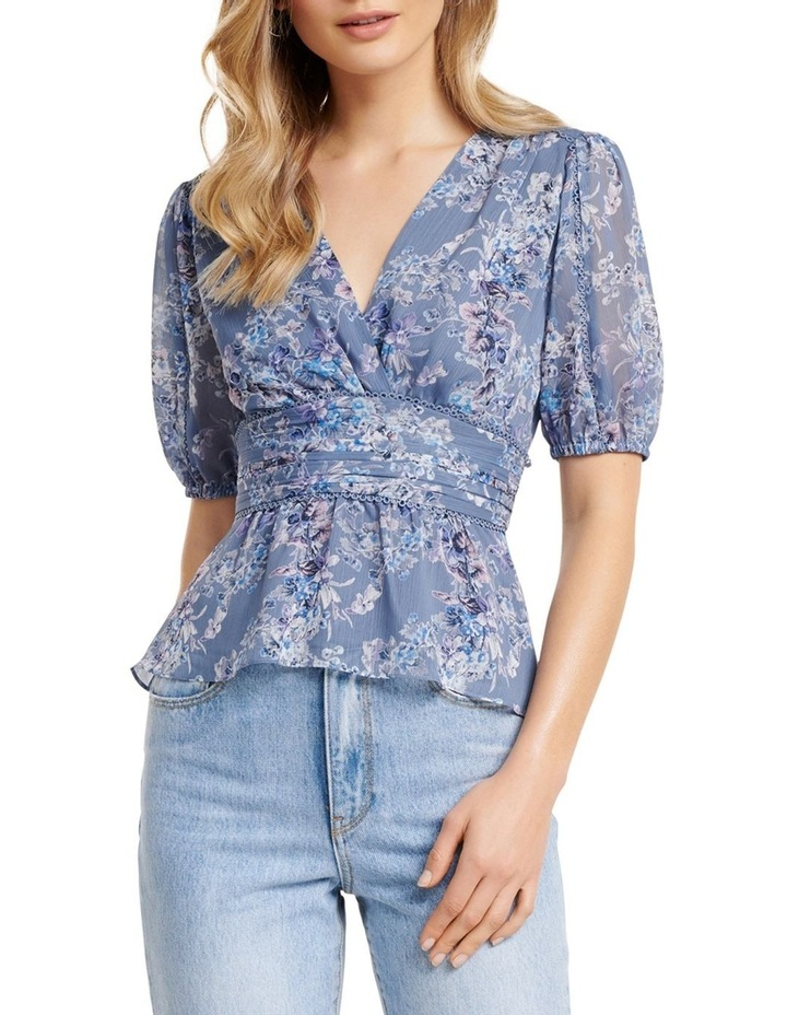 Cecily Puff Sleeve Blouse image 1