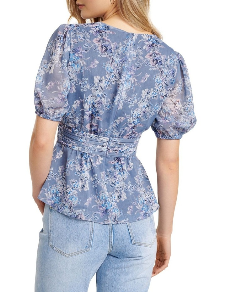 Cecily Puff Sleeve Blouse image 3