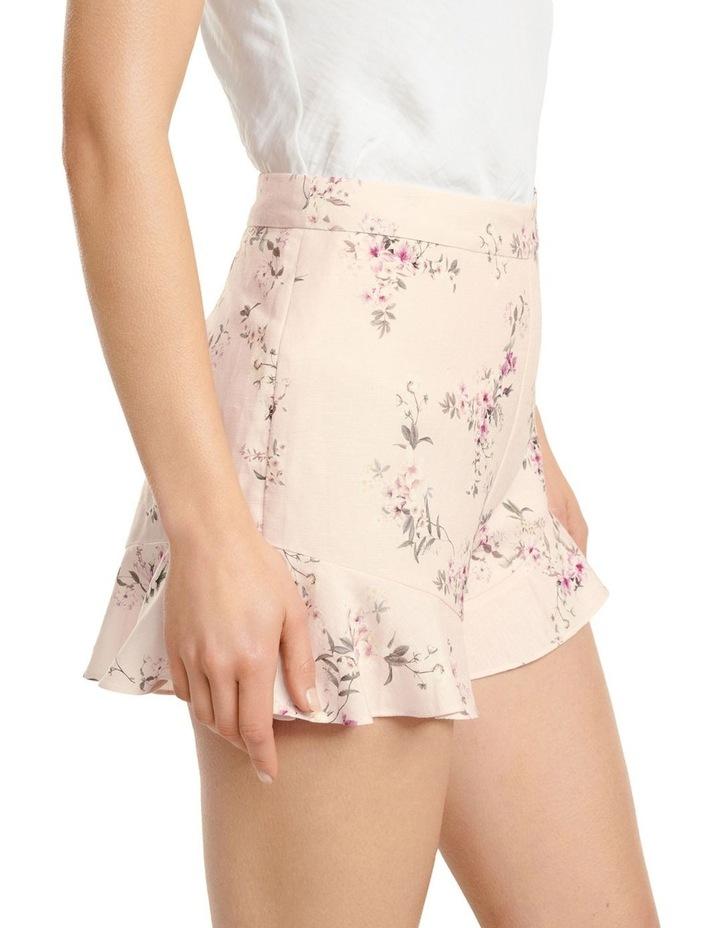 Mandy Linen Blend Shorts image 2