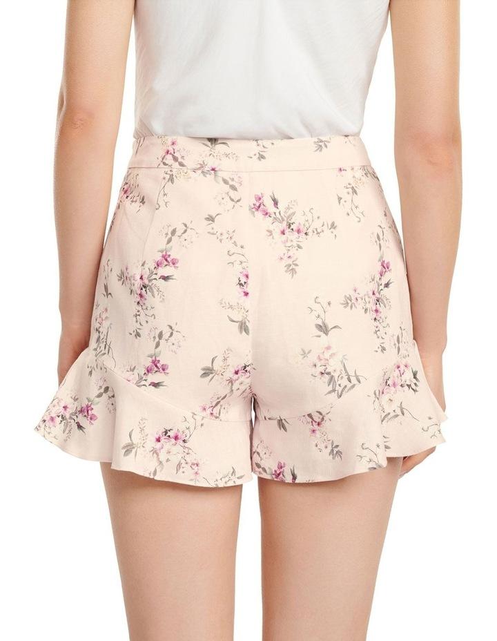 Mandy Linen Blend Shorts image 3