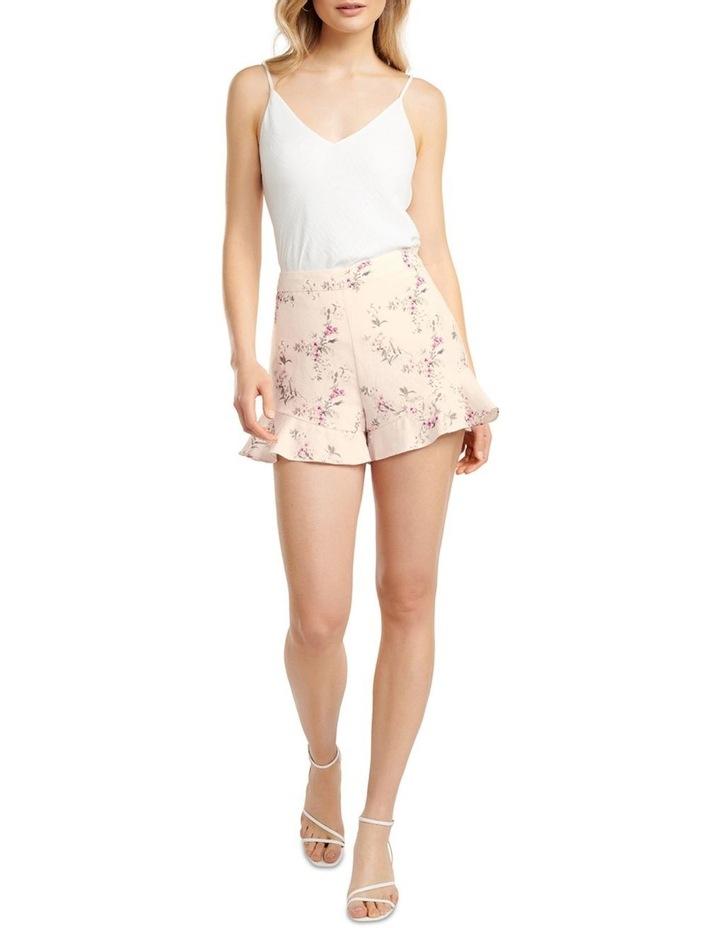 Mandy Linen Blend Shorts image 4