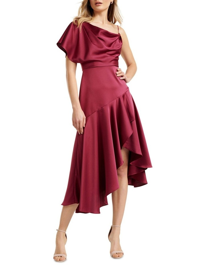Forever New Arianna One Shoulder Dress