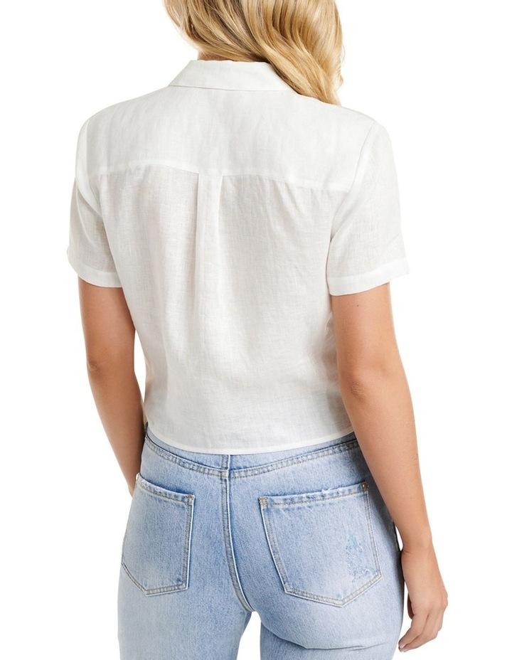 Ember Linen Short Sleeve Shirt image 3