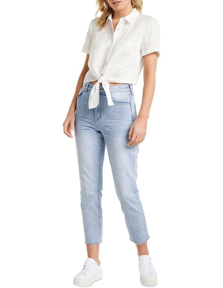 Ember Linen Short Sleeve Shirt image 4