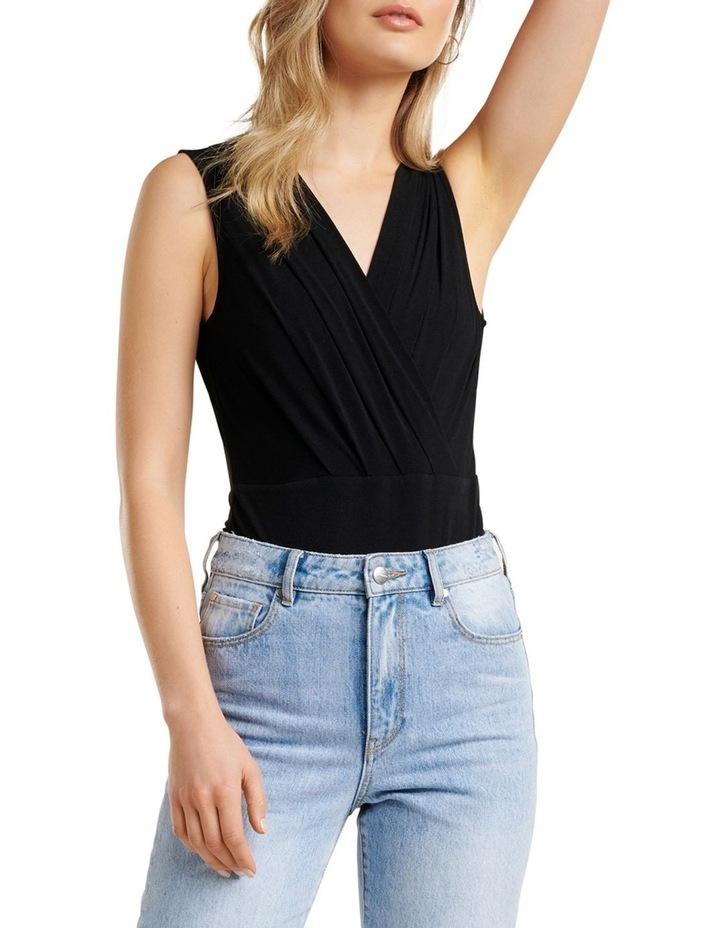 Everly Sleeveless Bodysuit image 1