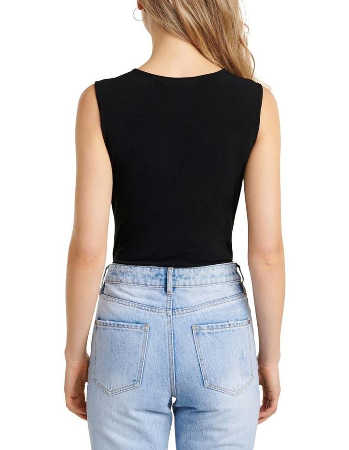 Everly Sleeveless Bodysuit image 3
