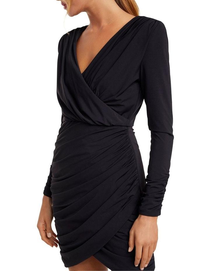 Sharni Draped Mini Dress image 2