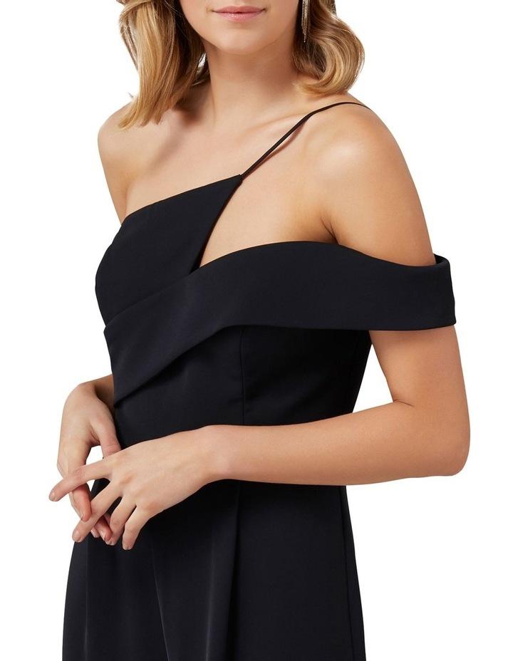 Elora Asymmetrical Neckline Jumpsuit image 2