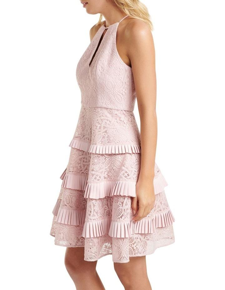 Elandra Lace Halter Dress image 3