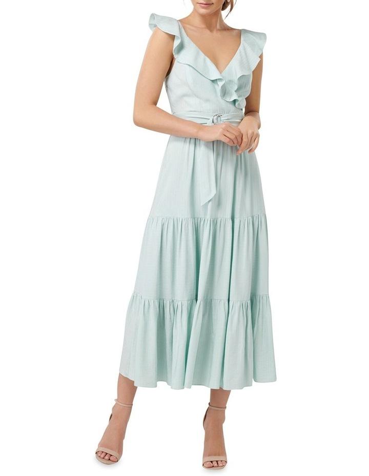 Alessia Tiered Maxi Dress image 1