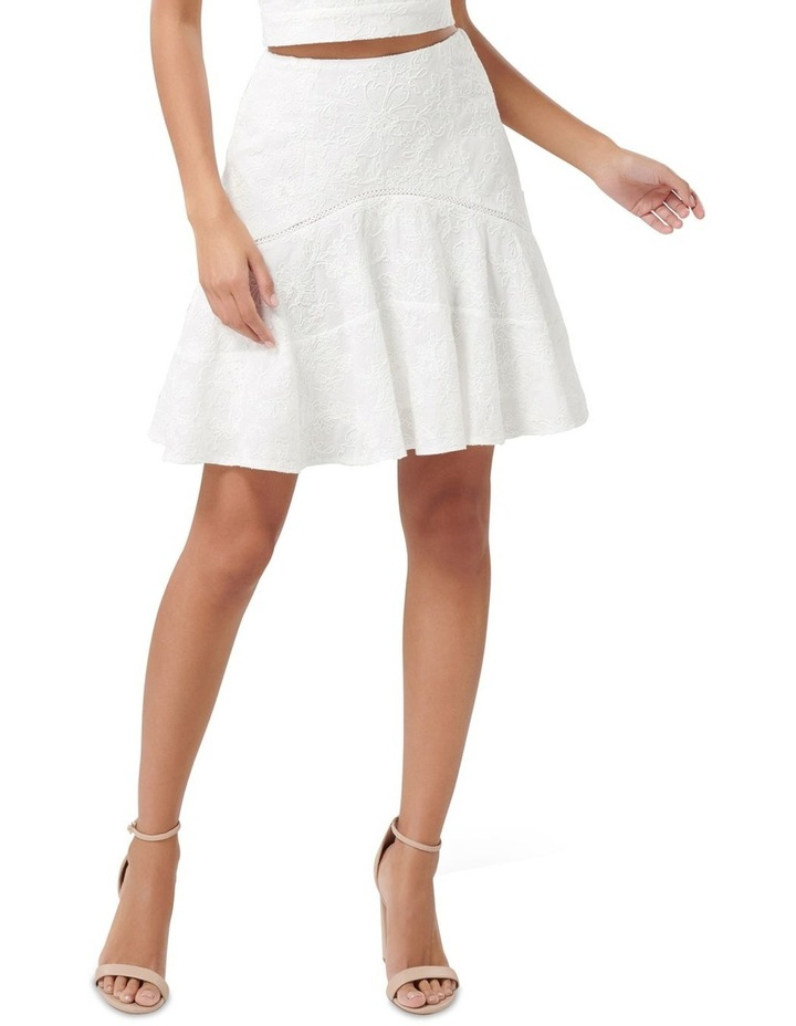 Florence Fit & Flare Co-Ord Skirt image 1