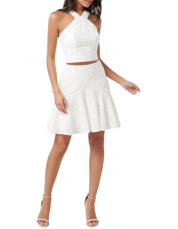 Florence Fit & Flare Co-Ord Skirt image 4