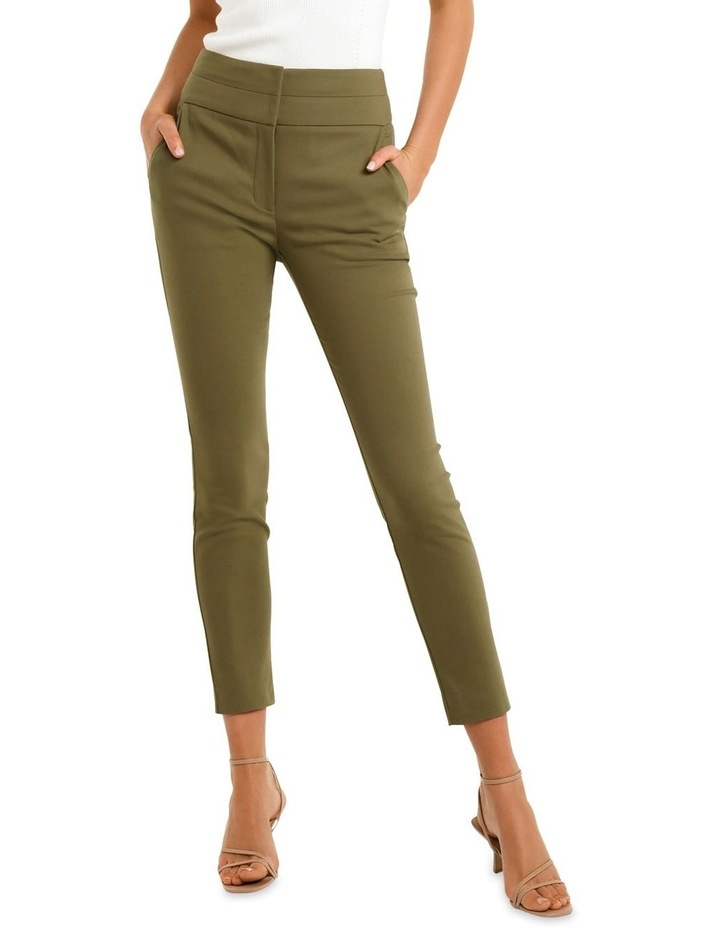 Georgia High Waist Full Length Pants image 1