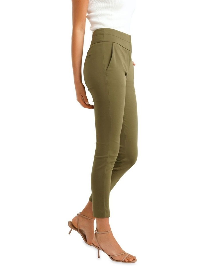 Georgia High Waist Full Length Pants image 2