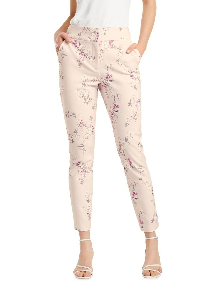 Kellie High Waist Printed Pants image 1