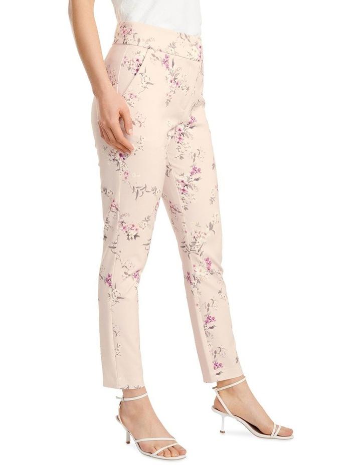 Kellie High Waist Printed Pants image 2