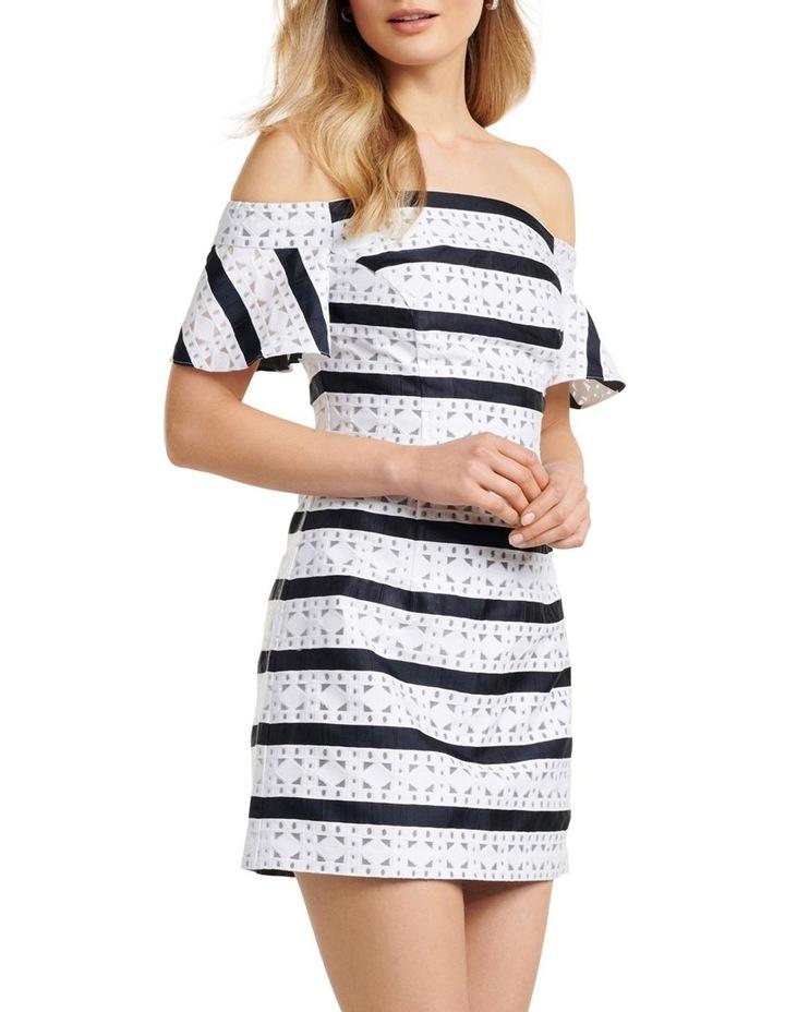 Madeline Off The Shoulder Mini Dress image 1