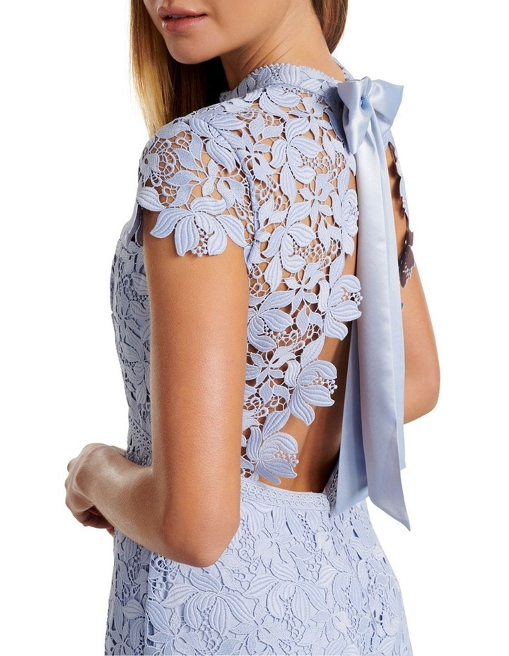 Chessie Open Back Lace Maxi Dress image 2