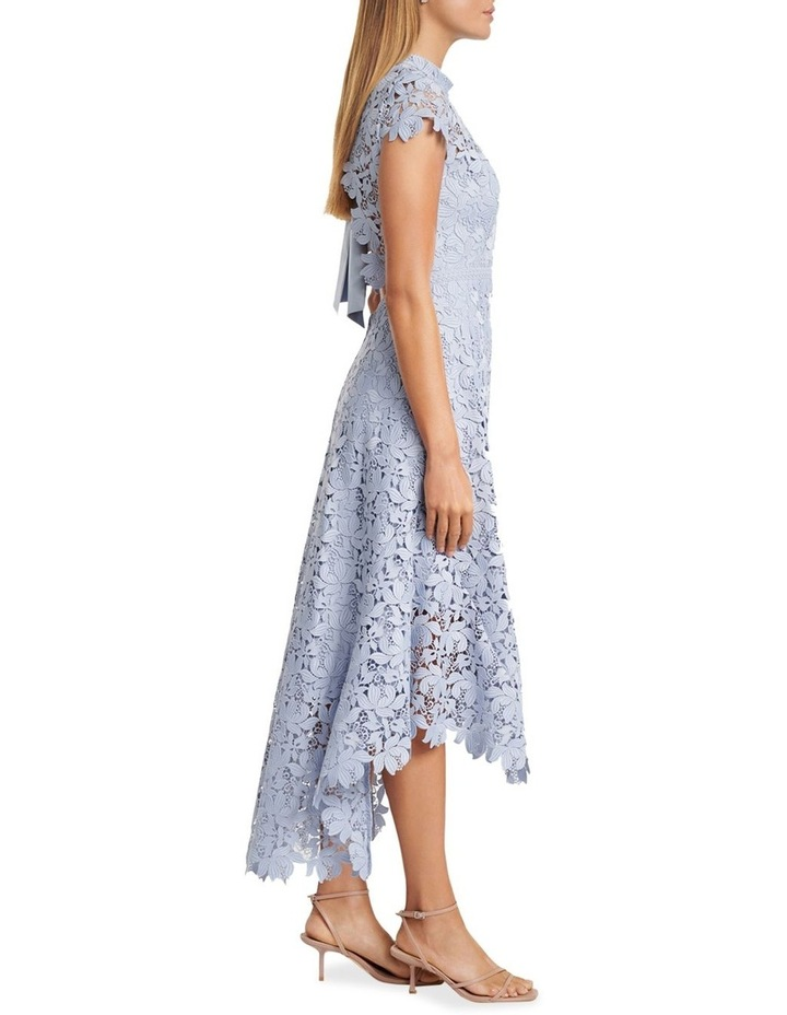Chessie Open Back Lace Maxi Dress image 3