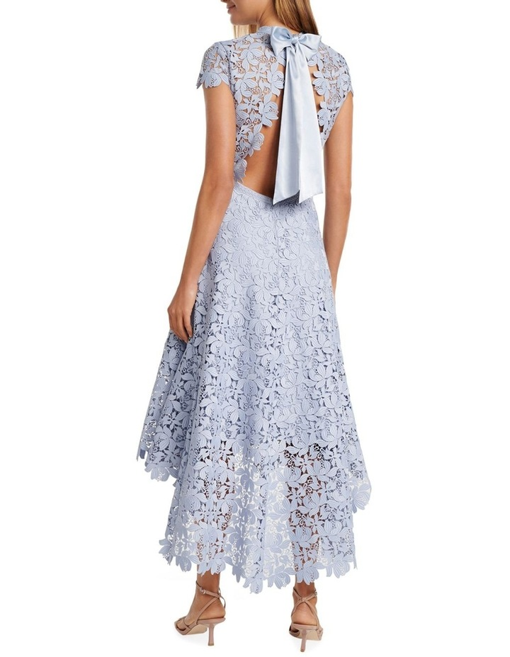 Chessie Open Back Lace Maxi Dress image 4
