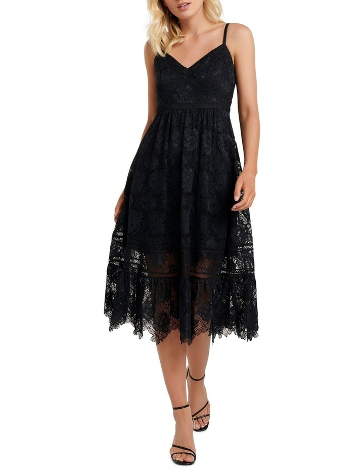 Meadow Lace Mini Dress image 1
