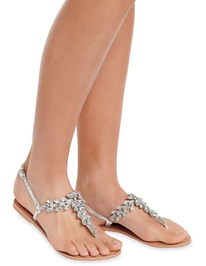 Serena Jewelled Tbar Sandal image 5