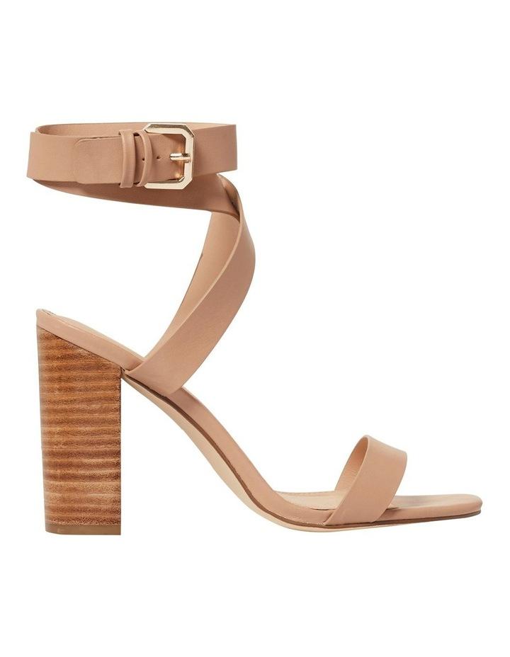 Alaya Ankle Strap Block Heels image 1