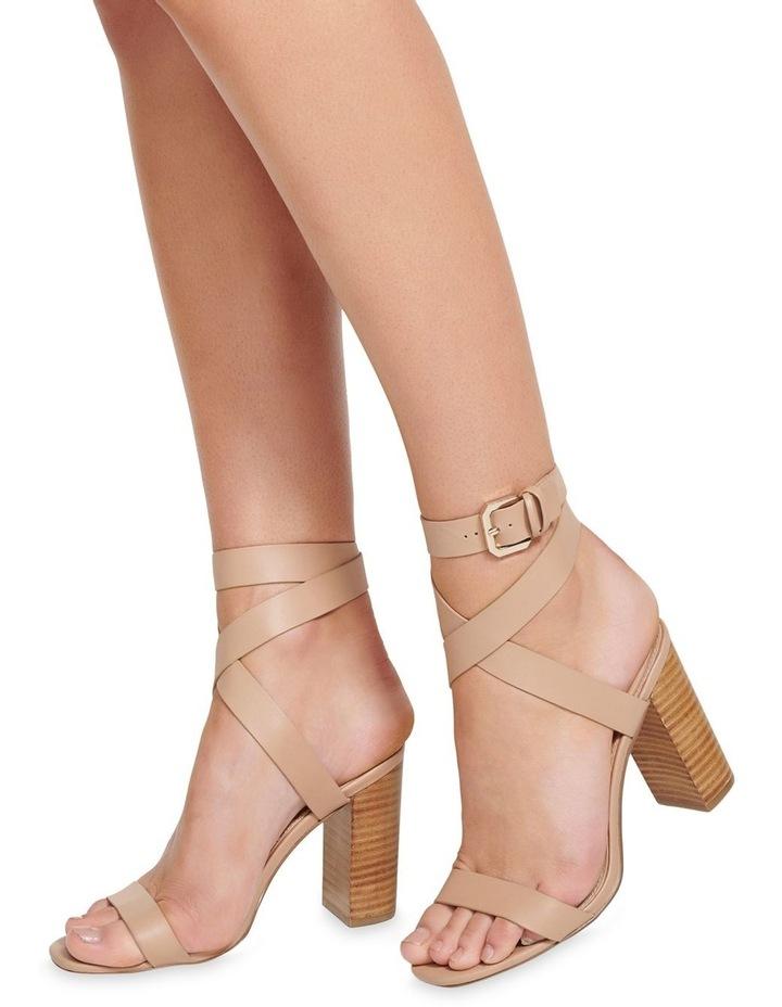 Alaya Ankle Strap Block Heels image 4