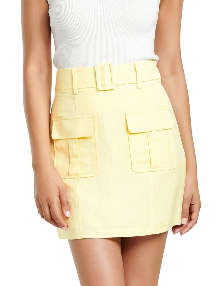 Sadie Utility Mini Skirt image 1