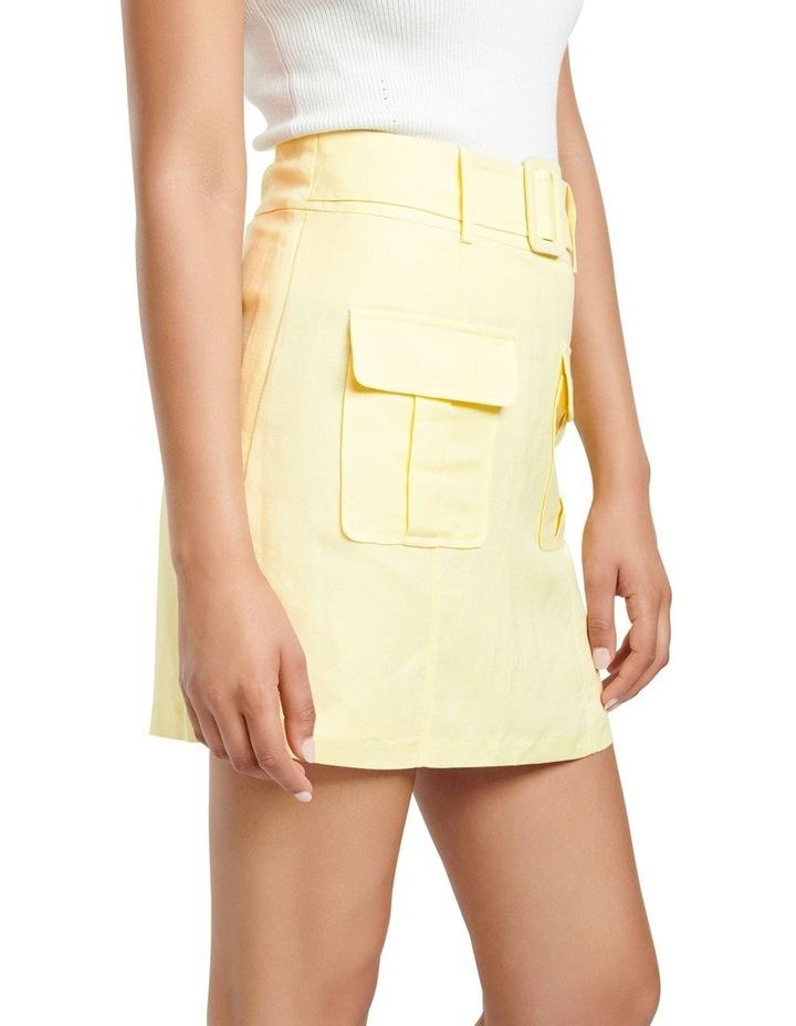 Sadie Utility Mini Skirt image 2