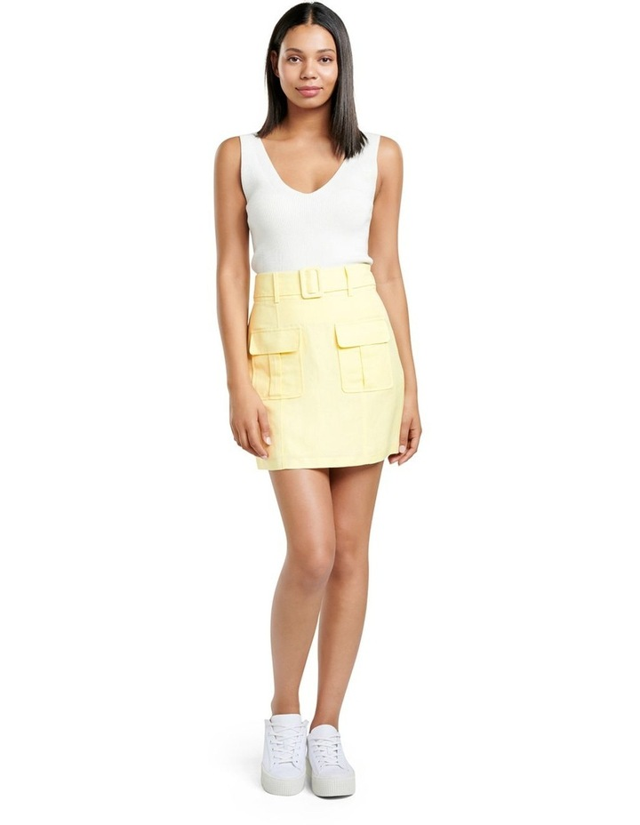 Sadie Utility Mini Skirt image 4