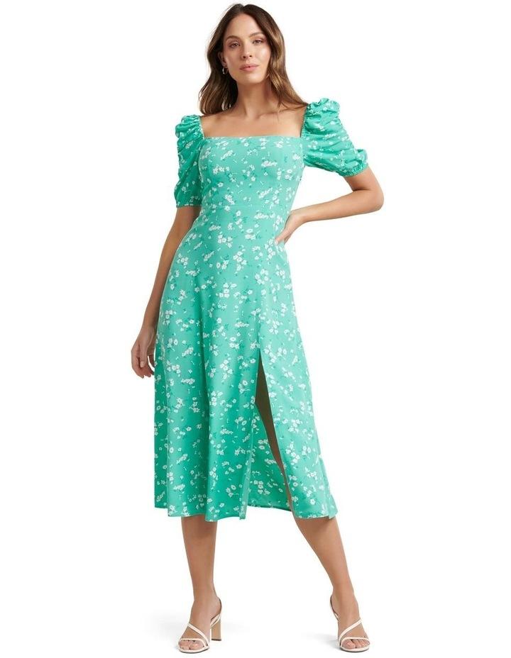 Willow Printed Midi Dress image 1