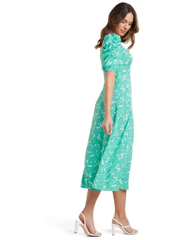 Willow Printed Midi Dress image 3