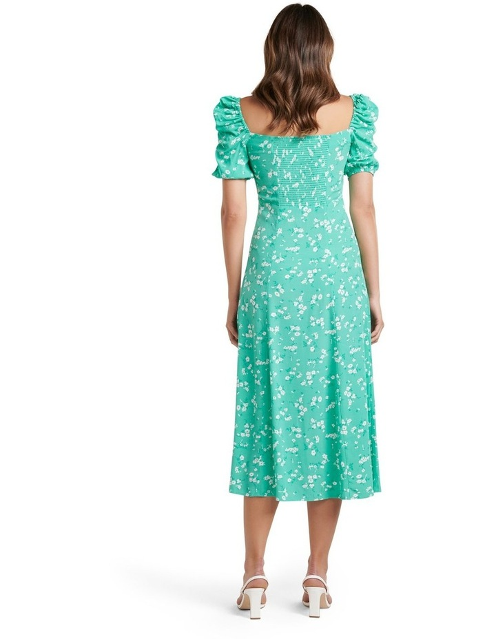 Willow Printed Midi Dress image 4