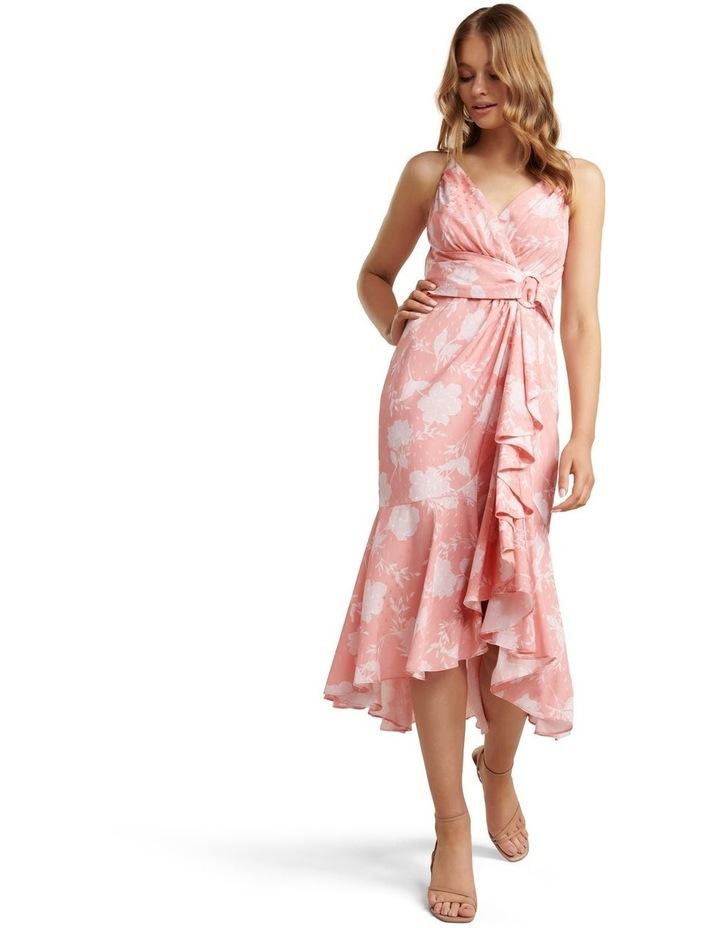 Ivy Waterfall Midi Dress image 1