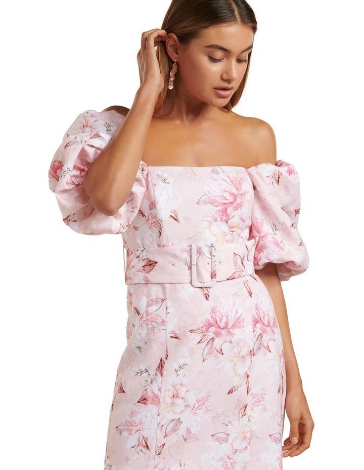Ashley Puff Sleeve Mini Dress image 2