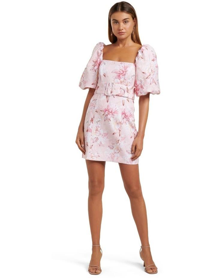 Ashley Puff Sleeve Mini Dress image 5