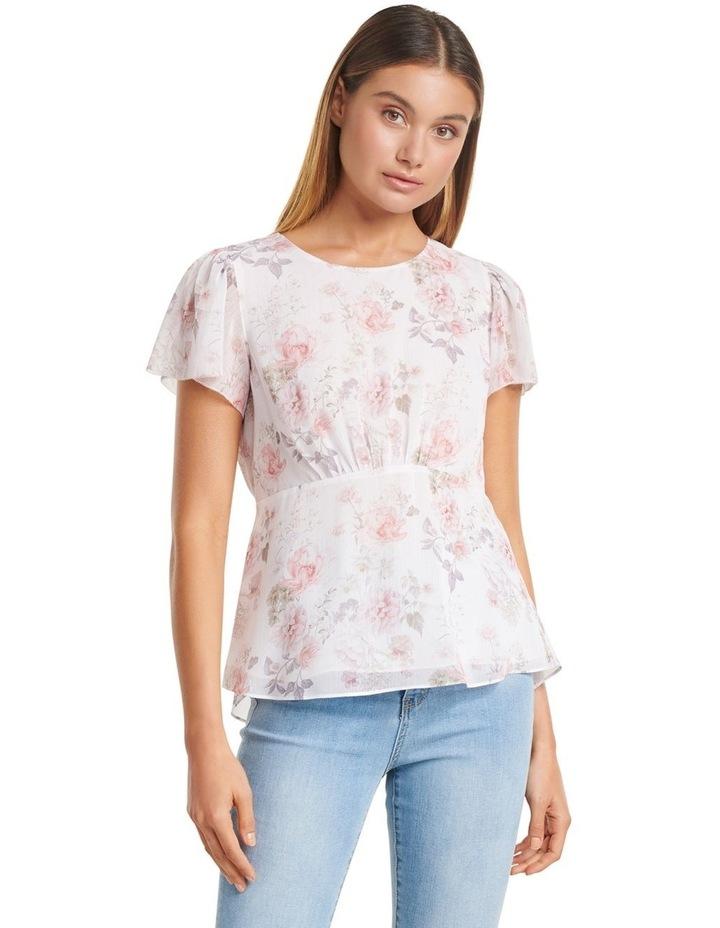 Lisa Flutter Sleeve Essential image 1