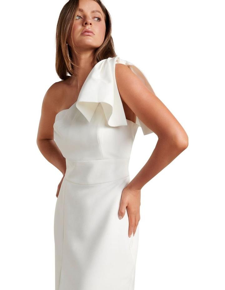Bessy One Shoulder Bow Dress image 2